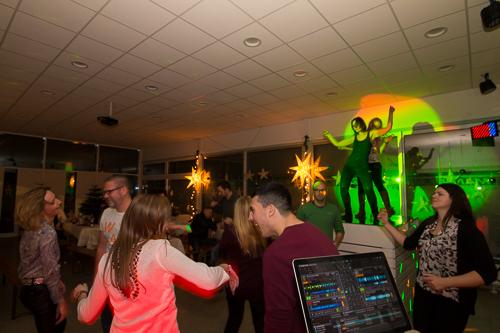 event-dj bremerhaven auf firmenfeier